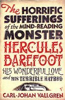 bokomslag The Horrific Sufferings Of The Mind-Reading Monster Hercules Barefoot