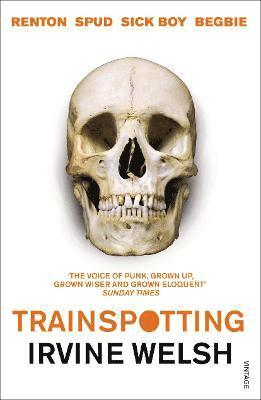bokomslag Trainspotting