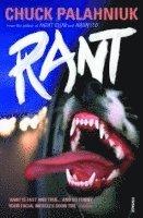 bokomslag Rant - the oral history of buster casey