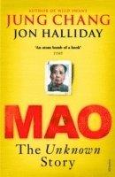 bokomslag Mao: The Unknown Story