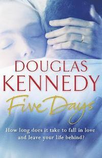 bokomslag Five Days