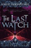 bokomslag Last Watch