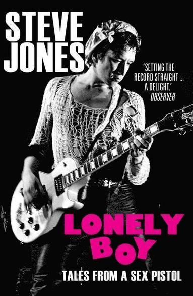bokomslag Lonely Boy