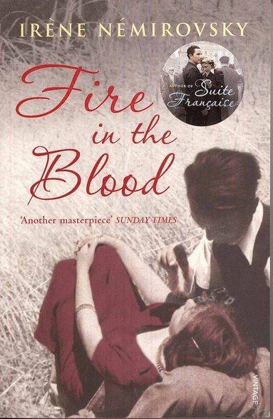 bokomslag Fire in the Blood