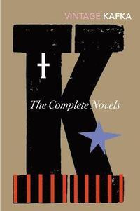 bokomslag Complete novels of kafka