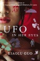bokomslag UFO in Her Eyes