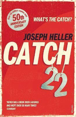 bokomslag Catch-22: 50th Anniversary Edition