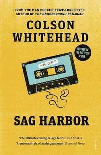 bokomslag Sag Harbor