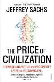 bokomslag The Price of Civilization