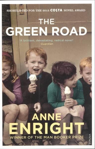 bokomslag The Green Road
