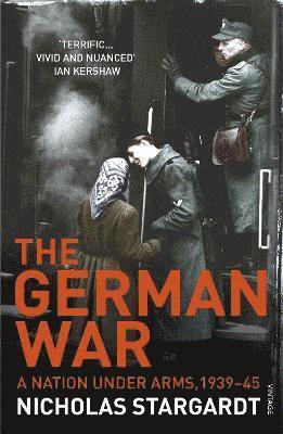 bokomslag The German War
