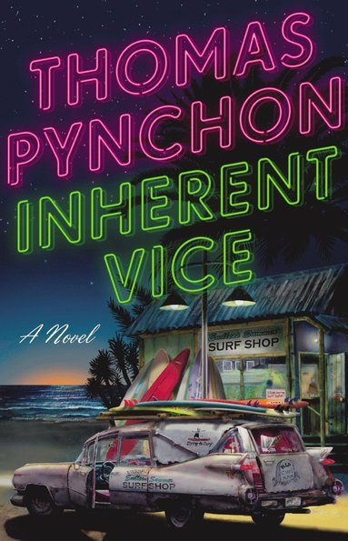 bokomslag Inherent Vice