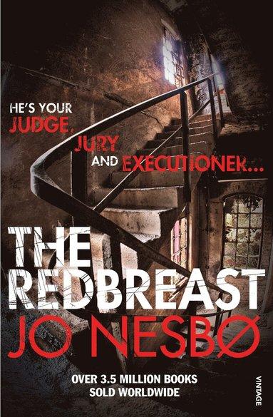 bokomslag The Redbreast