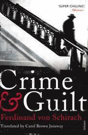 bokomslag Crime and guilt