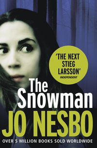 bokomslag Snowman - harry hole 7