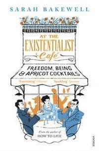 bokomslag At The Existentialist Café