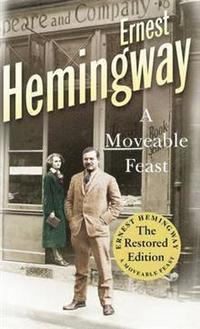 bokomslag A Moveable Feast