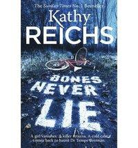 bokomslag Bones Never Lie