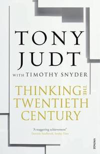 bokomslag Thinking the Twentieth Century