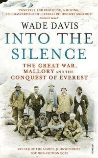 bokomslag Into The Silence