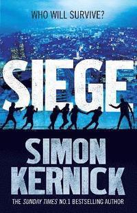 bokomslag Siege
