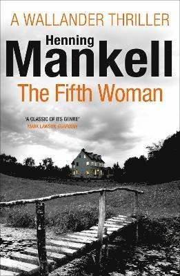 bokomslag Fifth woman - kurt wallander
