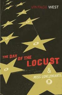 bokomslag The Day of the Locust and Miss Lonelyhearts