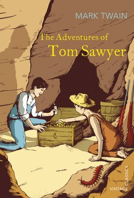 bokomslag Adventures of tom sawyer