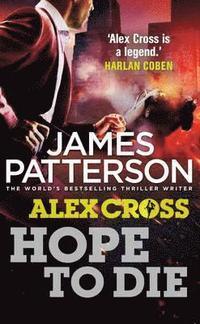 bokomslag Hope to die - (alex cross 22)