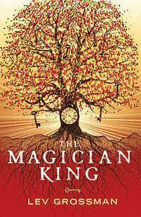 bokomslag The Magician King