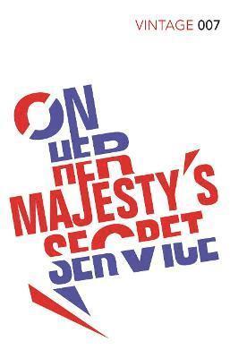 bokomslag On Her Majesty's Secret Service