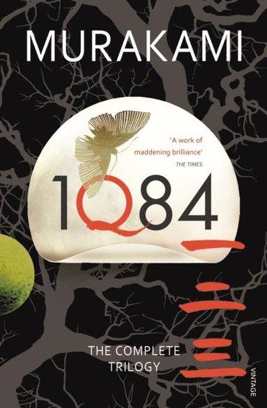 bokomslag 1Q84 : Books 1, 2 and 3