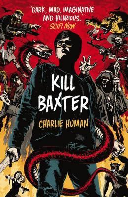 bokomslag Kill Baxter