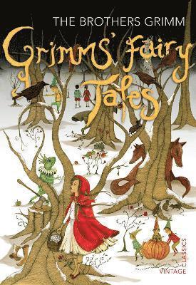bokomslag Grimms' Fairy Tales