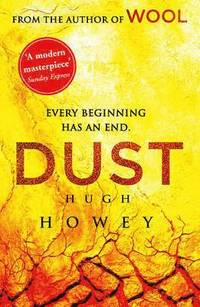 bokomslag Dust