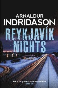 bokomslag Reykjavik Nights