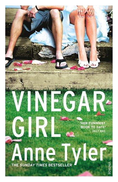 bokomslag Vinegar Girl