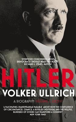 bokomslag Hitler: Volume I: Ascent 1889-1939
