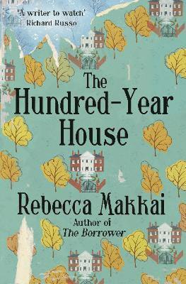bokomslag The Hundred-Year House