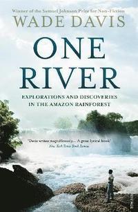 bokomslag One River