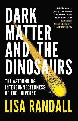 bokomslag Dark Matter and the Dinosaurs: The Astounding Interconnectedness of the Universe