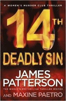 bokomslag 14th Deadly Sin