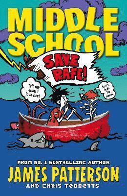 bokomslag Middle School: Save Rafe!