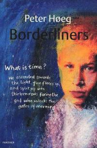 bokomslag Borderliners