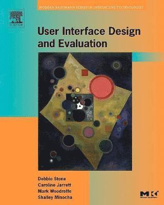 bokomslag User Interface Design and Evaluation