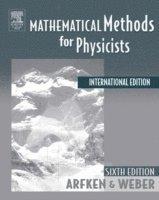 bokomslag Mathematical methods for physicists international student edition