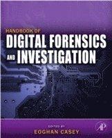 bokomslag Handbook Of Digital Forensics & Investigation