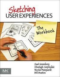 bokomslag Sketching user experiences: the workbook