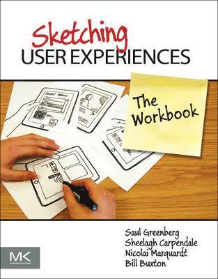 bokomslag Sketching user experiences: the workbook