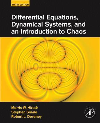 bokomslag Differential Equations, Dynamical Systems, and an Introduction to Chaos